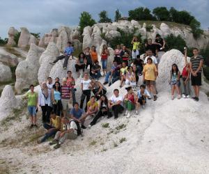 Практика по Основи на геологията и минералогия