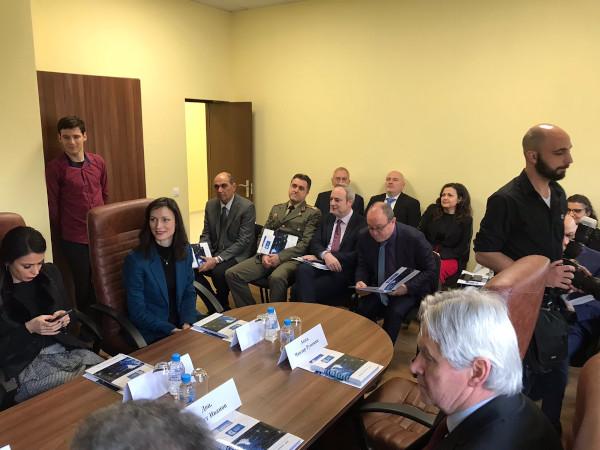 Еврокомисар Мария Габриел посети Център по компетентност КВАЗАР