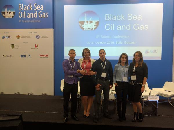 Black Sea Oil&Gas Conference - Sofia 2016