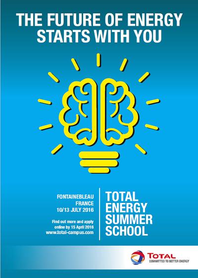 Total Energy Summer School 2016