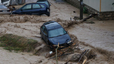 България (Варна) - стихийни валежи